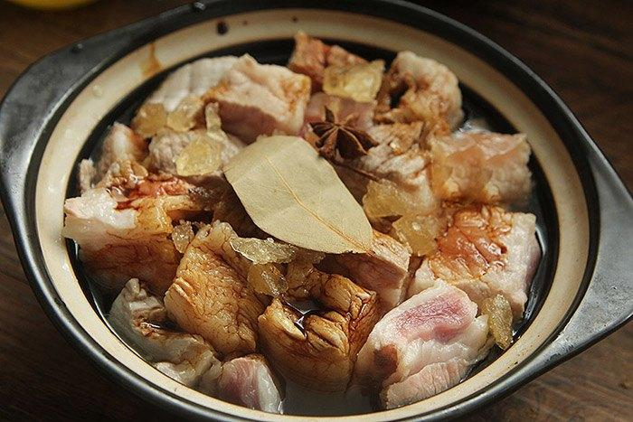 Kho thịt không cần nước, muối vẫn thơm mềm đỏ bóng, ai nhìn cũng muốn ăn 3 bát cơm-4