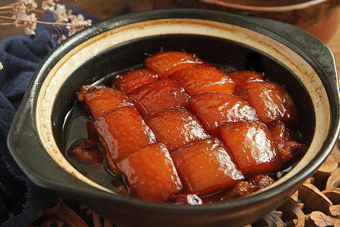Kho thịt không cần nước, muối vẫn thơm mềm đỏ bóng, ai nhìn cũng muốn ăn 3 bát cơm-6