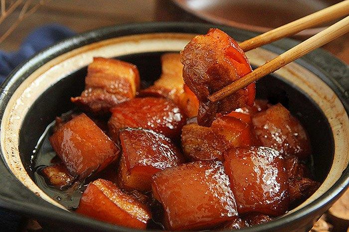 Kho thịt không cần nước, muối vẫn thơm mềm đỏ bóng, ai nhìn cũng muốn ăn 3 bát cơm-7