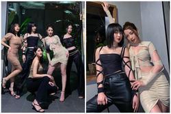 Vắng bóng Quỳnh Anh Shyn, 'tổ ấm gia đình' Chi Pu - Sun Ht tạo trend chụp ảnh ngả nghiêng