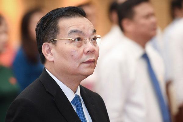 Ông Chu Ngọc Anh làm Chủ tịch UBND Hà Nội-1