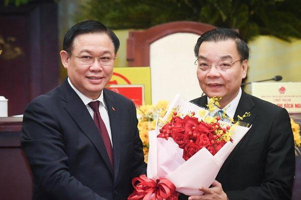 Ông Chu Ngọc Anh làm Chủ tịch UBND Hà Nội-2