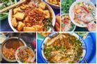 No căng bụng với 5 quán bún riêu ngon nhất Hà Nội