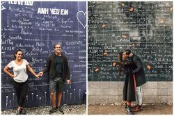 Check-in ngay với bức tường 'tỏ tình' gây sốt ở Đà Lạt