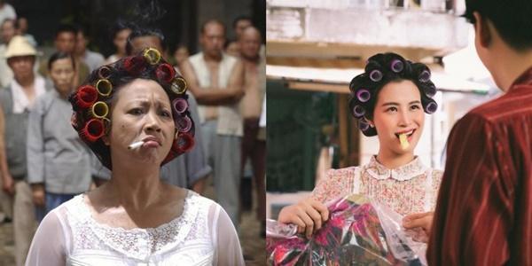 Tạo hình của Đông Nhi bị nghi đạo nhái phim Châu Tinh Trì-2