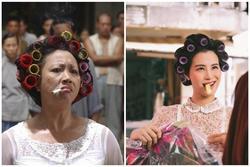Tạo hình của Đông Nhi bị nghi 'đạo nhái' phim Châu Tinh Trì