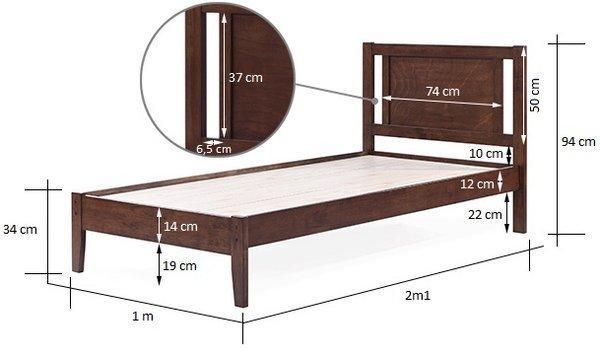 Kích thước giường ngủ chuẩn theo phong thủy-2