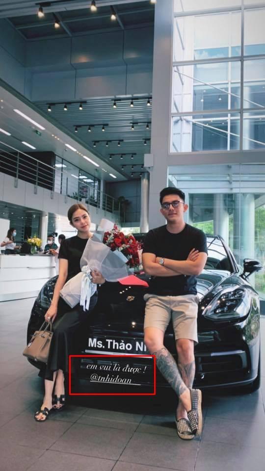 CEO Tống Đông Khuê tặng bạn gái xe 5 tỷ: Hóa ra chàng chỉ mượn xe nàng sống ảo-2