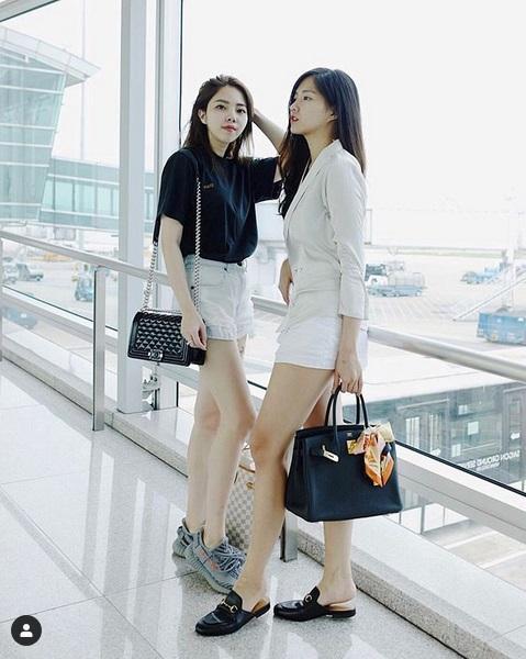 Ngoài xế hộp 5 tỷ, bạn gái rich kid của Tống Đông Khuê còn sở hữu BST túi hiệu đáng nể-3