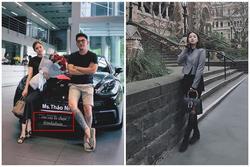Ngoài xế hộp 5 tỷ, bạn gái rich kid của Tống Đông Khuê còn sở hữu BST túi hiệu đáng nể