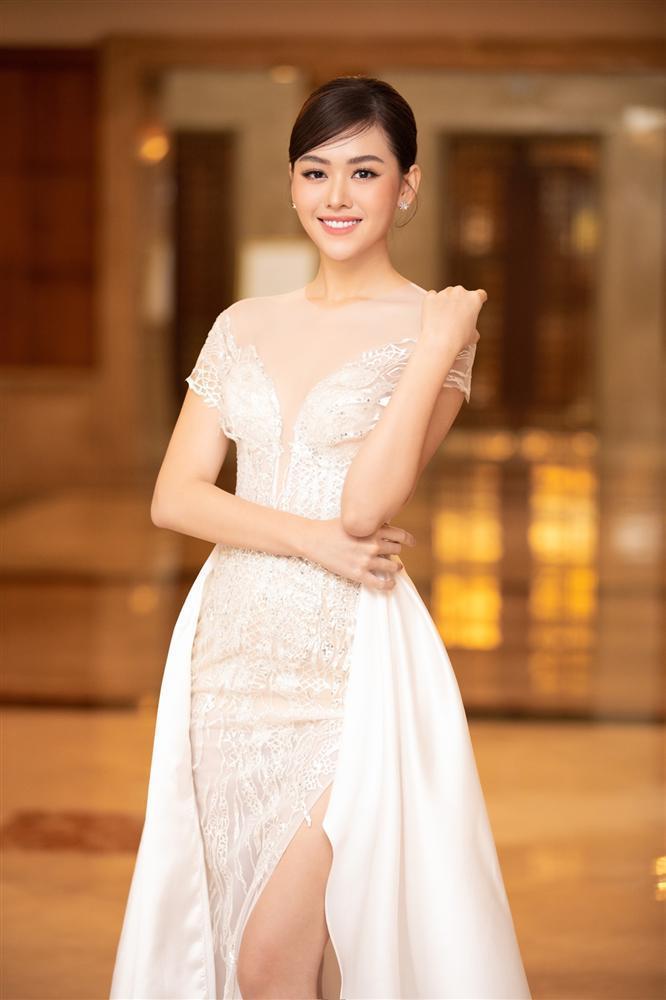Tiểu Vy, Đỗ Mỹ Linh cùng dàn hậu khoe chân thon với đầm xẻ cao đẹp nhất tuần qua-8
