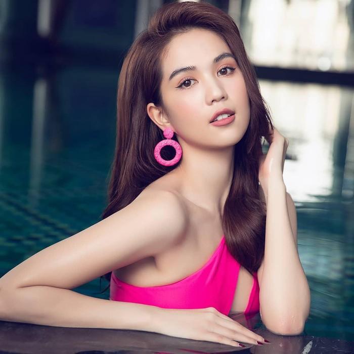 Gần 40 tuổi, bà mẹ 2 con đẹp nhất Thái Lan khoe đường cong đốt mắt với bikini táo bạo, Ngọc Trinh sao có cửa trên cơ-1