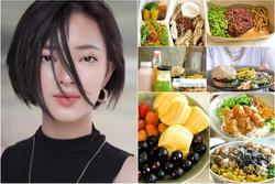 Châu Bùi 'đu trend' quay mukbang 'đánh chén' 10 món ăn healthy 'siêu hấp dẫn'