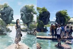 Trao niềm tin vào ảnh ảo trên mạng, khách du lịch hú hồn khi đến tận nơi