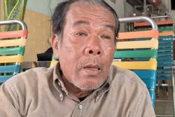 Diễn viên Quốc Cường sống lang thang, mất trí nhớ