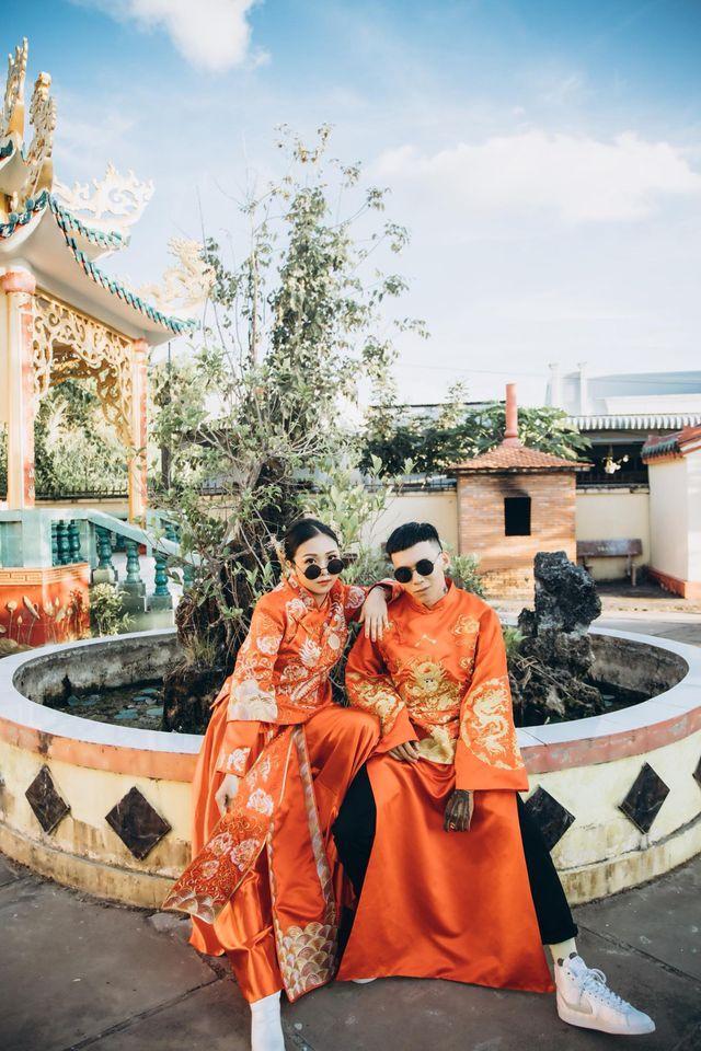 Phải lòng nhau vì 1 cốc bia, chàng trai 20 tuổi quyết cưới vợ gốc Hoa sau 5 tháng hẹn hò-5