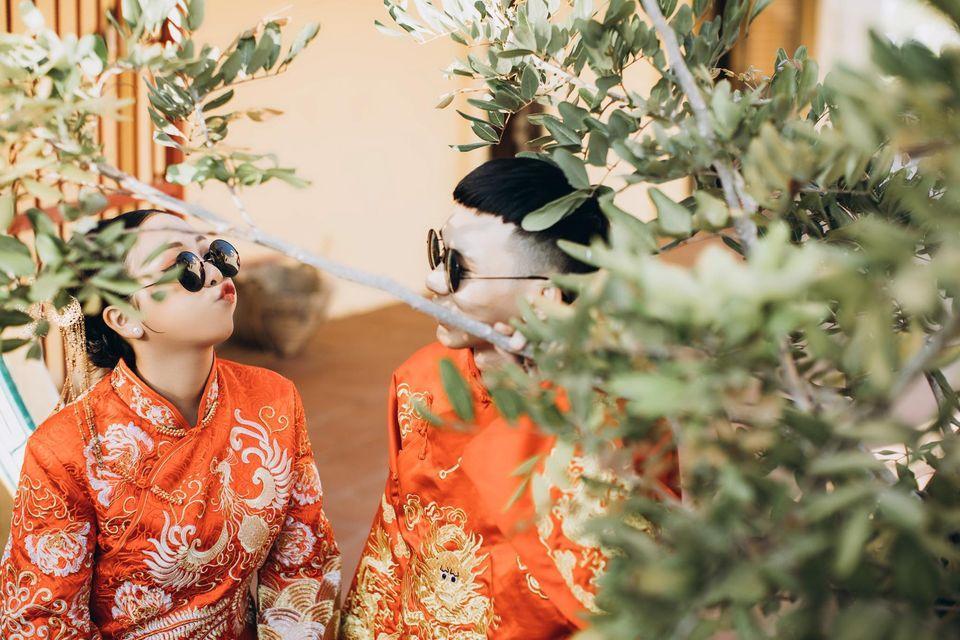 Phải lòng nhau vì 1 cốc bia, chàng trai 20 tuổi quyết cưới vợ gốc Hoa sau 5 tháng hẹn hò-14