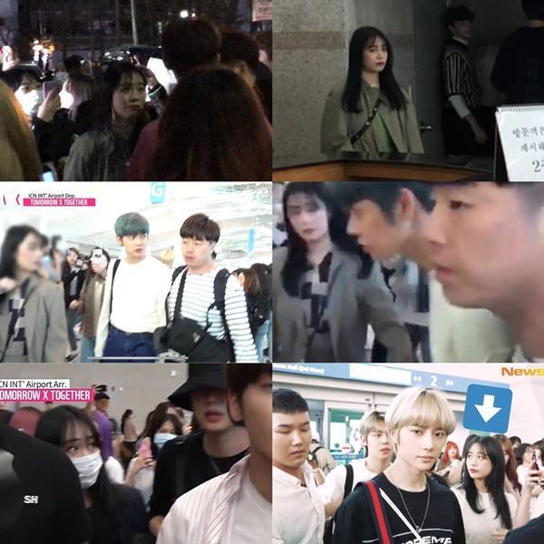 Xuất hiện fan cuồng khét tiếng theo chân ENHYPEN người hâm mộ kêu gọi công ty nhanh chóng bảo vệ-4