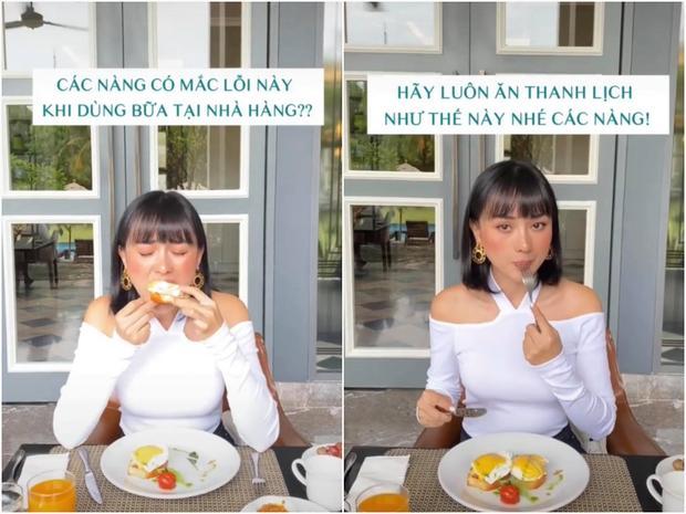 Gái đẹp cưới chồng giàu hướng dẫn quy cách ăn uống, đi đứng để lọt vào mắt đại gia-1
