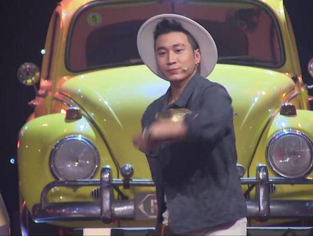 Rap Việt: Bằng chứng Karik sẽ tung nón vàng cứu Ricky Star từ team Binz-1