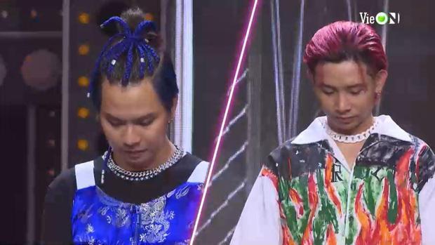 Rap Việt: Bằng chứng Karik sẽ tung nón vàng cứu Ricky Star từ team Binz-5