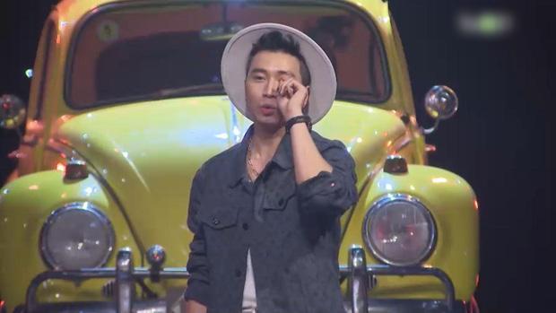 Rap Việt: Bằng chứng Karik sẽ tung nón vàng cứu Ricky Star từ team Binz-6