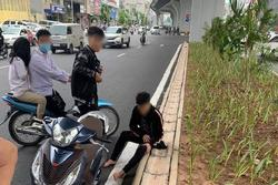 Nam thanh niên kể lại giây phút bị 'giang hồ nhí' đập nát xe chỉ vì can gián