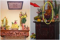 Đặt bàn thờ nên tránh 'hao tài' này, nhà nào làm sai phải sửa ngay