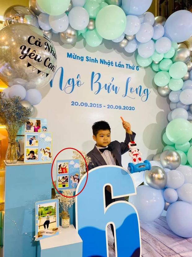 Chồng cũ Nhật Kim Anh đăng ảnh sinh nhật con trai, hình ảnh mẹ con nữ ca sĩ bỗng không cánh mà bay-1