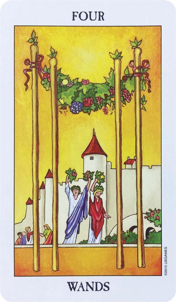 Bói bài Tarot tuần từ 28/9 đến 4/10: Tin vui nào sắp đến với bạn?-2