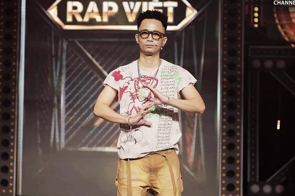 Bóc đồ của dàn huấn luyện viên, giám khảo Rap Việt-9