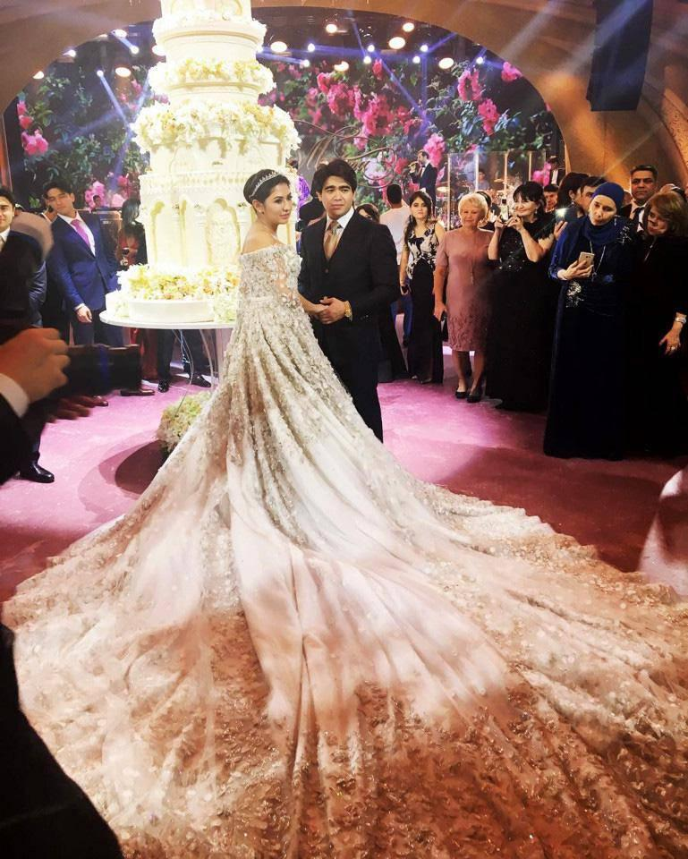 Cuộc sống cô dâu mặc váy 14 tỷ trong đám cưới siêu khủng 4 năm trước giờ thế nào?-1