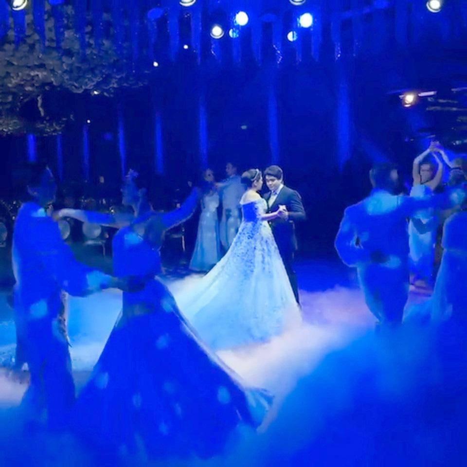 Cuộc sống cô dâu mặc váy 14 tỷ trong đám cưới siêu khủng 4 năm trước giờ thế nào?-2