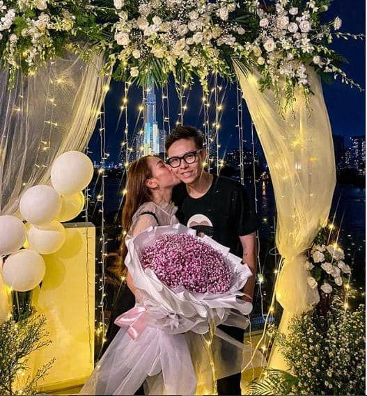 Con gái Minh Nhựa kỷ niệm 1 năm ngày cưới sau tiết lộ ông xã lạnh nhạt chuyện chăn gối-5