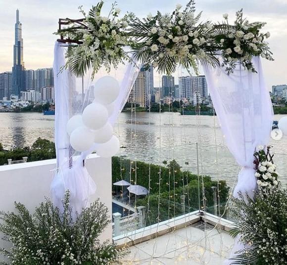 Con gái Minh Nhựa kỷ niệm 1 năm ngày cưới sau tiết lộ ông xã lạnh nhạt chuyện chăn gối-3