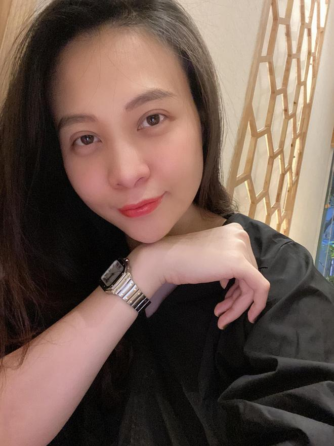Cường Đô La chụp trộm con gái, vô tình làm lộ mặt mộc Đàm Thu Trang sau sinh-6