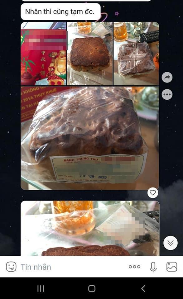 Mua 6 hộp bánh Trung thu cho bõ công xếp hàng, nhưng nhìn sản phẩm hoang mang nhẹ-1