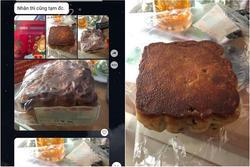 Mua 6 hộp bánh Trung thu cho 'bõ công xếp hàng', nhưng nhìn sản phẩm hoang mang 'nhẹ'