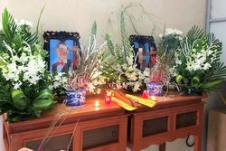 Vừa được ở nhà mới 1 ngày, 3 bố con tai nạn giao thông, 2 đứa trẻ tử vong