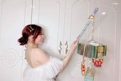 Cô gái Sài Gòn khiến dân tình 'choáng váng' khoe đèn lồng trị giá 3,5 tỷ