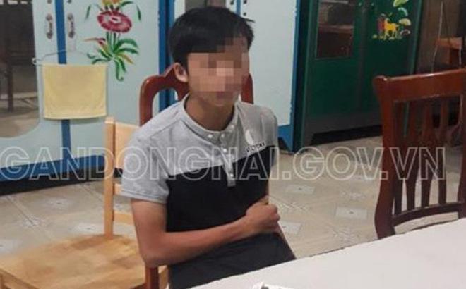 Thanh niên 19 tuổi quan hệ với bạn gái nhí rồi bắt uống thuốc tránh thai-1