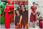 Bị lép vế khi đứng cạnh Hoa hậu Đỗ Thị Hà, Diệu Nhi liền hack chiều cao lầy lội khiến ai cũng cạn lời-5