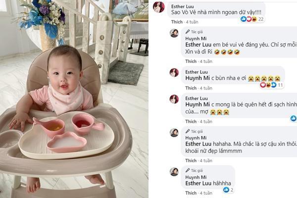 Mải sống ảo, em gái Trấn Thành bị chị dâu Hari Won nhắc nhở chuyện trông con-7