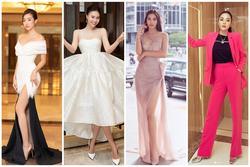 Tiểu Vy, Đỗ Mỹ Linh cùng dàn hậu khoe chân thon với đầm xẻ cao đẹp nhất tuần qua
