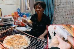 Khách du lịch 'tố' quán bánh tráng nướng nổi tiếng Đà Lạt đuổi khách đang bị đau chân