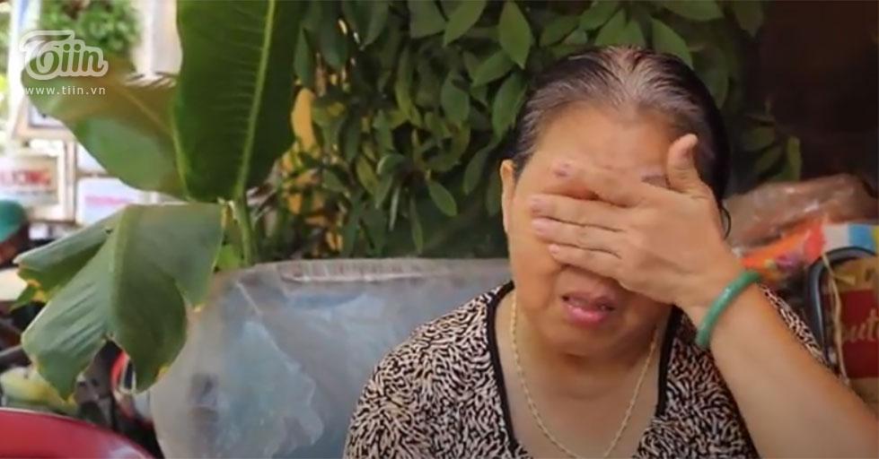 Giọt nước mắt của cụ bà bị trộm sạch tiền hàng: Chỉ thương đứa nhỏ theo mẹ hành nghề-6