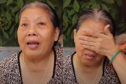 Giọt nước mắt của cụ bà bị trộm sạch tiền hàng: 'Chỉ thương đứa nhỏ theo mẹ hành nghề'