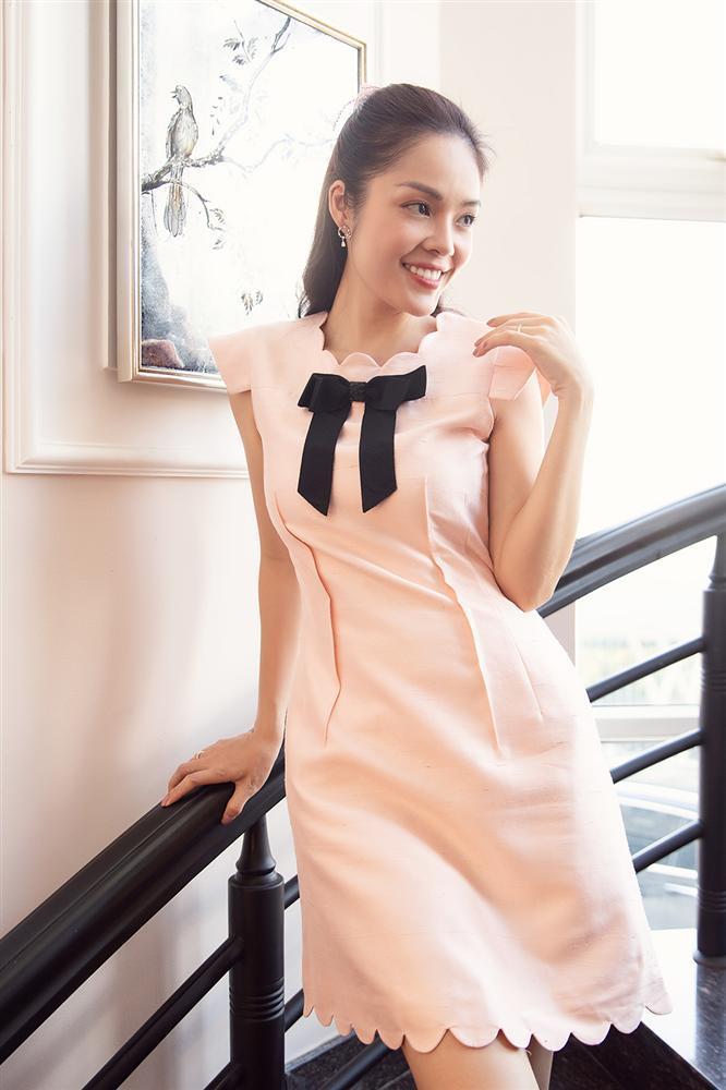 Dương Cẩm Lynh mất 3 ngày quên ăn uống để lựa trang phục hàng hiệu cho vai diễn mới-7