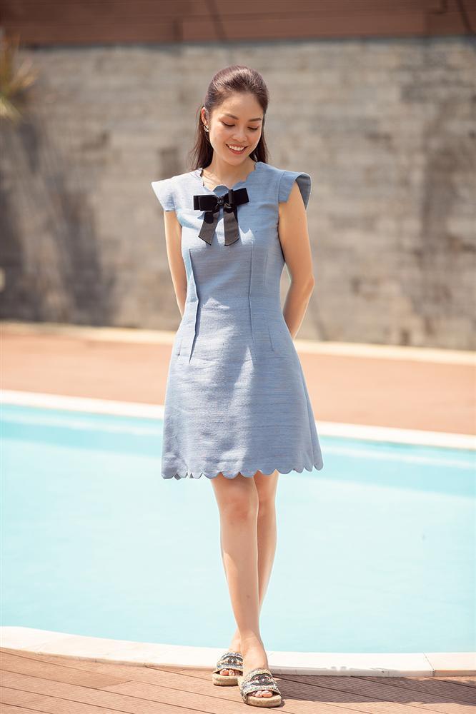 Dương Cẩm Lynh mất 3 ngày quên ăn uống để lựa trang phục hàng hiệu cho vai diễn mới-5