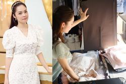 Dương Cẩm Lynh mất 3 ngày quên ăn uống để lựa trang phục hàng hiệu cho vai diễn mới